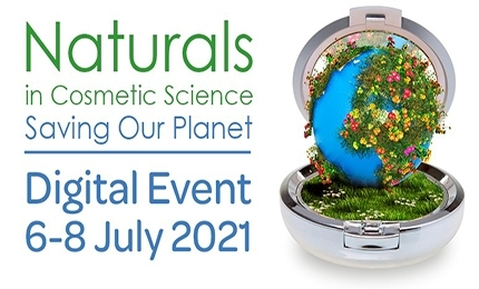 Society of Cosmetic Scientists (SCS) Annual Conference - Naturals in Cosmetic Science