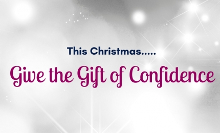 LGFB - Give The Gift of Confidence this Christmas