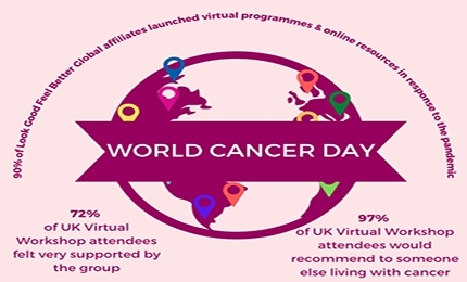 LGFB Supporting World Cancer Day – 4 February 2021