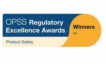 OPSS Regulatory Excellence Awards 2021 – CTPA is a Winner!