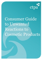 Consumer Guide to Unwanted Reactions to Cosmetic Products