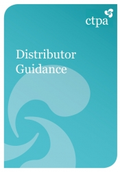 Guidance for Distributors