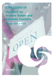 CTPA Guidance on In-Store Testers and Cosmetic Counters