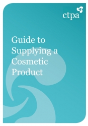 Guide to Supplying a Cosmetic Product