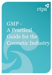 GMP - A Practical Guide for the Cosmetic Industry