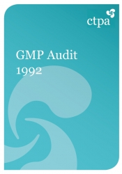 GMP Audit 1992