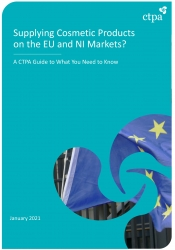 Guide - Supplying Cosmetic Products on the EU and NI Markets 2021