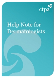Help Note for Dermatologists