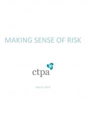 Making Sense of Risk